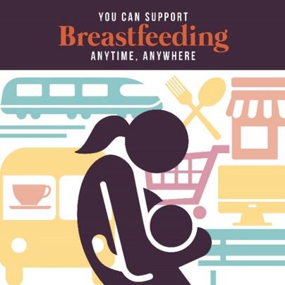 Support Breastfeeding Anywhere